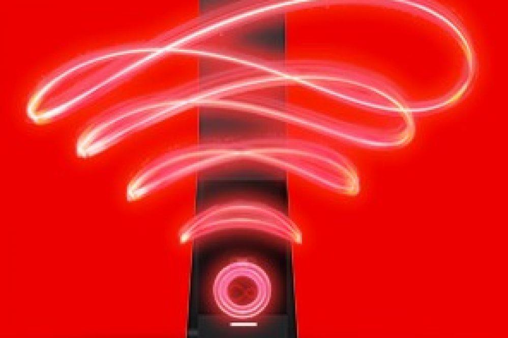 Virgin router speed1
